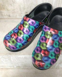 Lady's  Dansko Clog Shoes