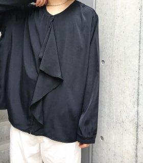 Design Frill  L/S Shirt