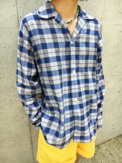 <img class='new_mark_img1' src='https://img.shop-pro.jp/img/new/icons1.gif' style='border:none;display:inline;margin:0px;padding:0px;width:auto;' />60s CLUB LOUNGE by WELDON Pajama Shirt