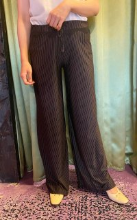Lady's Stripe Pants