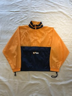 FILA Nylon Anorak Top