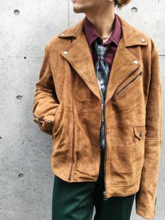 Suède Leather Riders JKT