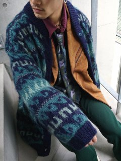<img class='new_mark_img1' src='https://img.shop-pro.jp/img/new/icons50.gif' style='border:none;display:inline;margin:0px;padding:0px;width:auto;' />Unknown Mohair Mix Cardigan