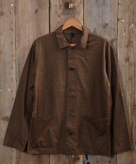 古着チェコ製ワークジャケット|ヘリンボーンツイル 古着のネット通販 古着屋グレープフルーツムーン