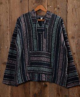 古着 Mexican parka |メキシカンパーカー マルチカラー 古着のネット通販 古着屋グレープフルーツムーン