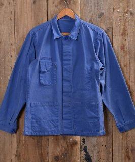 古着Euro work cotton twill work jacket | ユーロワークジャケット コットンツイル 古着のネット通販 古着屋グレープフルーツムーン