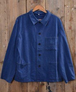 古着German herringbone twill work jacket | ドイツ製ヘリンボーンツイルワークジャケット 古着のネット通販 古着屋グレープフルーツムーン