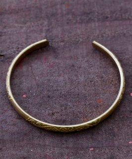 古着Karakusa Bangle | 真鍮製 唐草模様バングル 古着のネット通販 古着屋グレープフルーツムーン