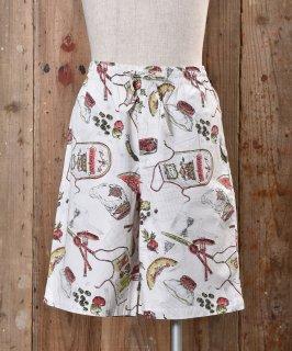 古着 BBQ Big Pattern Short Pants|BBQ大柄 ショートパンツ 古着のネット通販 古着屋グレープフルーツムーン