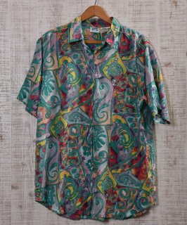 古着 Back Road Blues short sleeve Shirt |半袖 シャツ  古着のネット通販 古着屋グレープフルーツムーン