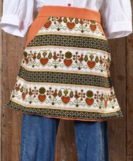 古着 Tyrolean embroidery Apron| チロリアン刺繍エプロン 古着のネット通販 古着屋グレープフルーツムーン
