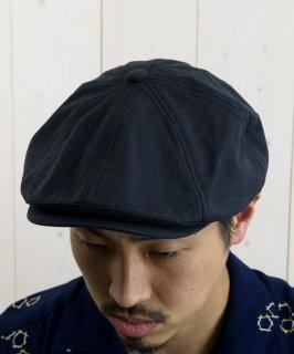 古着 Twist Yarn Stripe Casquette|キャスケット ネイビー系 古着のネット通販 古着屋グレープフルーツムーン