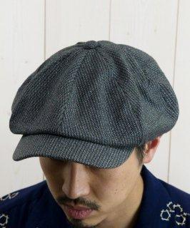 古着 Casquette Twisted Yarn|キャスケット チャコールグレー系 古着のネット通販 古着屋グレープフルーツムーン