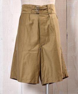 古着 Italian Army Chino Gurkha Shorts イタリア軍 ミリタリーグルカショーツ サイズ1 古着のネット通販 古着屋グレープフルーツムーン