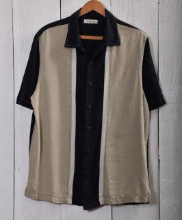 古着 Short Sleeve Work Shirts|半袖シャツ 古着のネット通販 古着屋グレープフルーツムーン