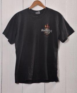 古着 Hard Rock CAFE New York1998 T Shirts |ハードロックカフェ ニューヨーク プリントTシャツ | MADE IN USA 古着 ネット 通販 古着屋グレープフルーツムーン