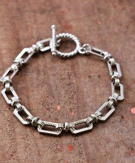 古着Brass Bracelet KR4999 | 真鍮製 チェーンブレスレット  古着のネット通販 古着屋グレープフルーツムーン
