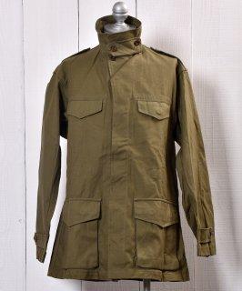古着French Army M47 field jacket|フランス軍M47フィールドジャケット 前期 サイズ46 グリーン系 古着のネット通販 古着屋グレープフルーツムーン