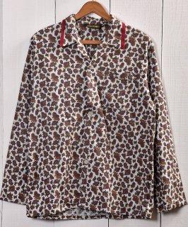 パジャマシャツ 古着のネット通販 古着屋グレープフルーツムーン