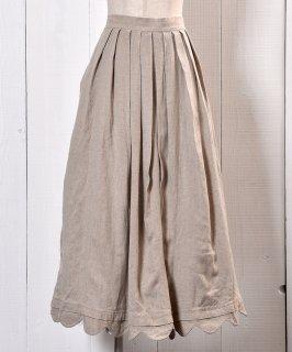 古着  Design Skirt Pleats | デザイン プリーツ スカート 古着のネット通販 古着屋グレープフルーツムーン