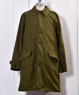 古着 70's Denmark Army Field Coat|70年代 デンマーク軍 フィールドコート 古着のネット通販 古着屋グレープフルーツムーン