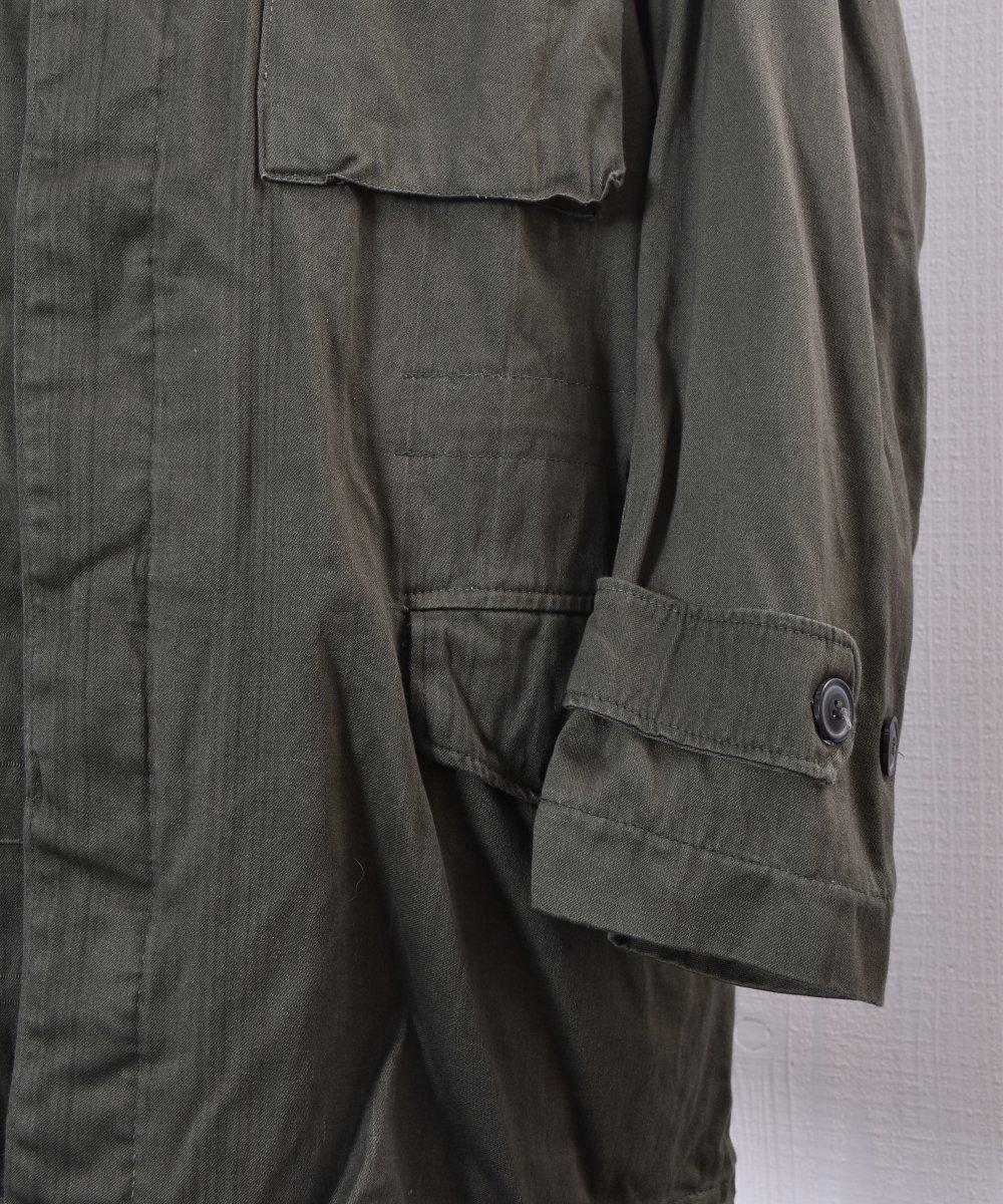 Army of Greece Field JACKET   ギリシャ軍 フィールド ジャケット   ヨーロッパミリタリーサムネイル