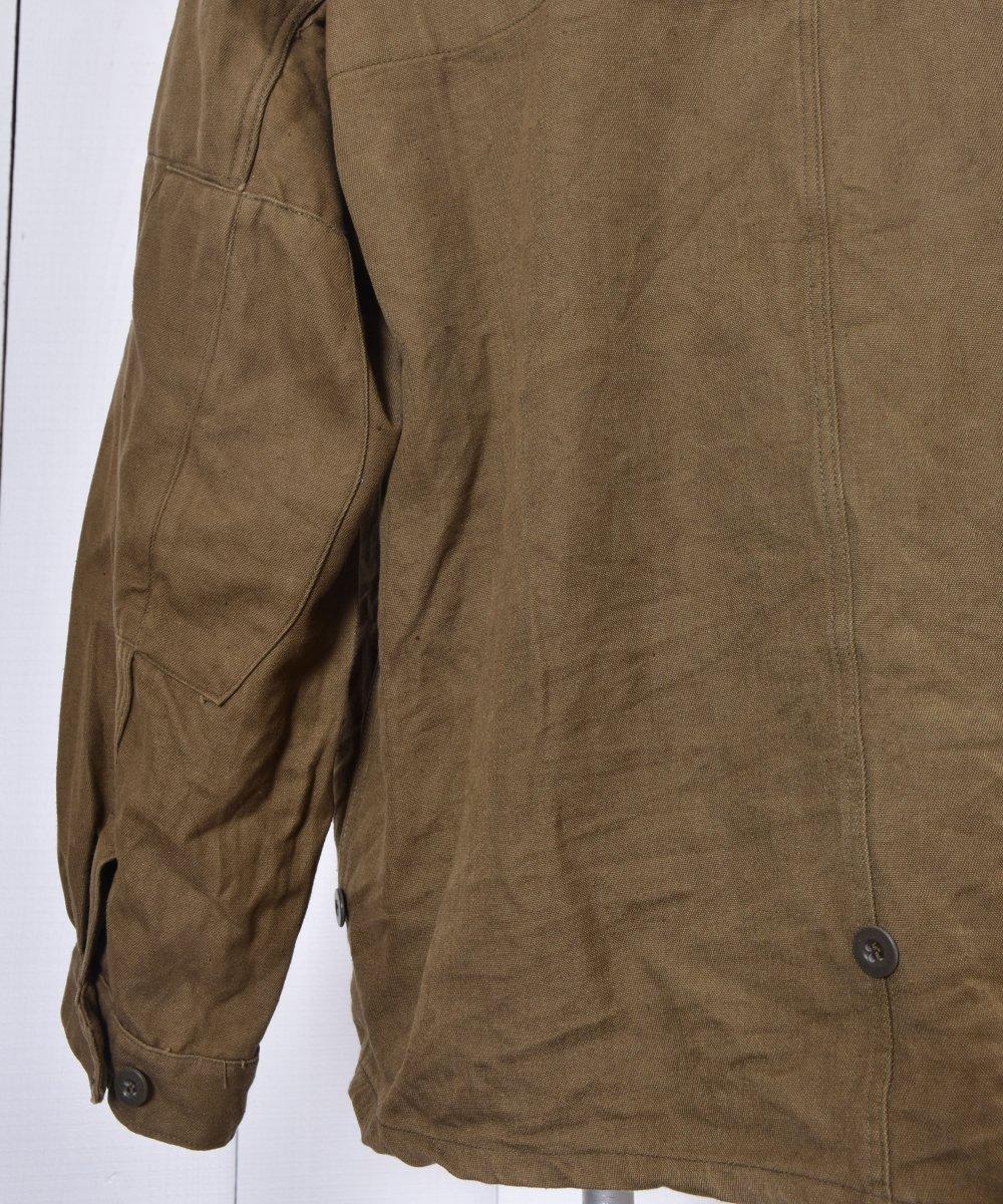 Czech Military Work Jacket | チェコ軍 ミリタリー ワークジャケット | ヨーロッパミリタリーサムネイル