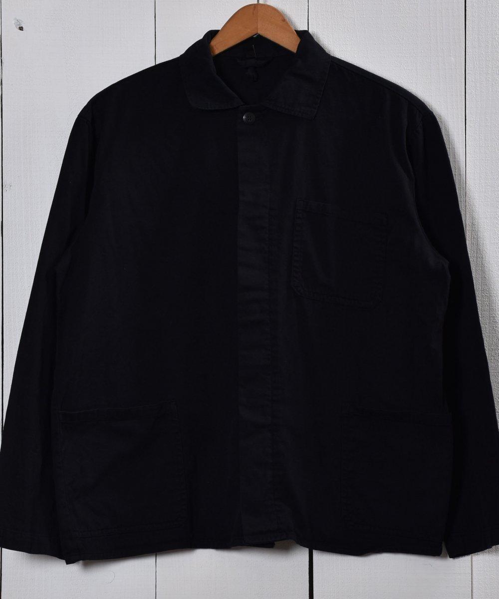 古着 Made in Europe  Work Jacket | ヨーロッパ製 ワークジャケット | ヨーロッパワーク 古着 ネット 通販 古着屋グレープフルーツムーン