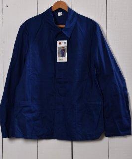 古着Made in Germany Herringbone Deadstock Work Jacket | ドイツ製 ヘリンボーン デッドストック ワークジャケット  | ユーロワーク 古着のネット通販 古着屋グレープフルーツムーン