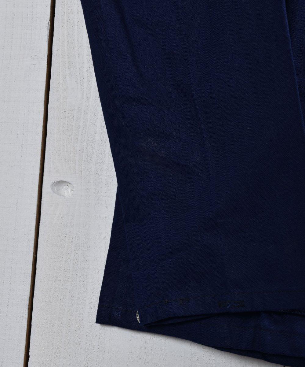 Made in Europe Herringbone Deadstock Work Jacket | ヨーロッパ製 ヘリンボーン デッドストック ワークジャケット | ヨーロッパワークサムネイル