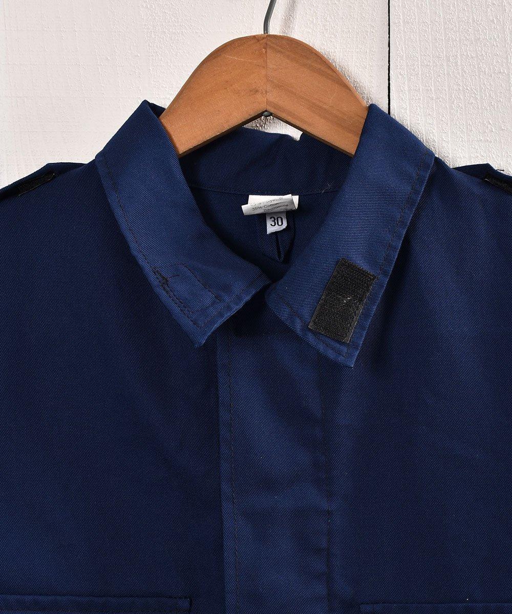 Made in Europe Cotton Twill Work Jacket | ヨーロッパ製 ツイル生地 ワークジャケット  | ユーロワークサムネイル