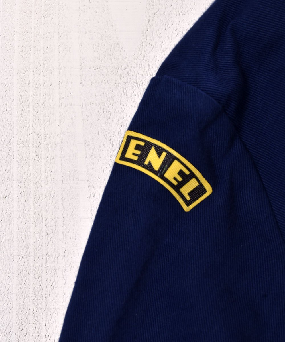 Made in Italy Cotton Twill Work Jacket | イタリア製 コットンツイル生地 ワークジャケット  | ユーロワークサムネイル