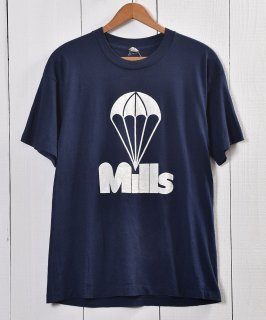 古着 Balloon Print Tshirt | 気球プリントTシャツ | ナンバリング |ネイビー系  古着のネット通販 古着屋グレープフルーツムーン