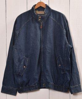 古着 DenimZipUp Jacket |  ジップアップ デニムジャケット  古着 ネット 通販 古着屋グレープフルーツムーン