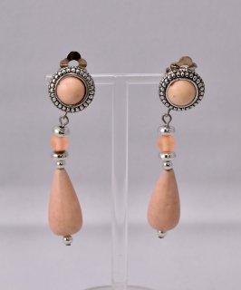 古着 Made in Europe Tear Drops Earring | ヨーロッパ製 滴モチーフイヤリング  古着のネット通販 古着屋グレープフルーツムーン