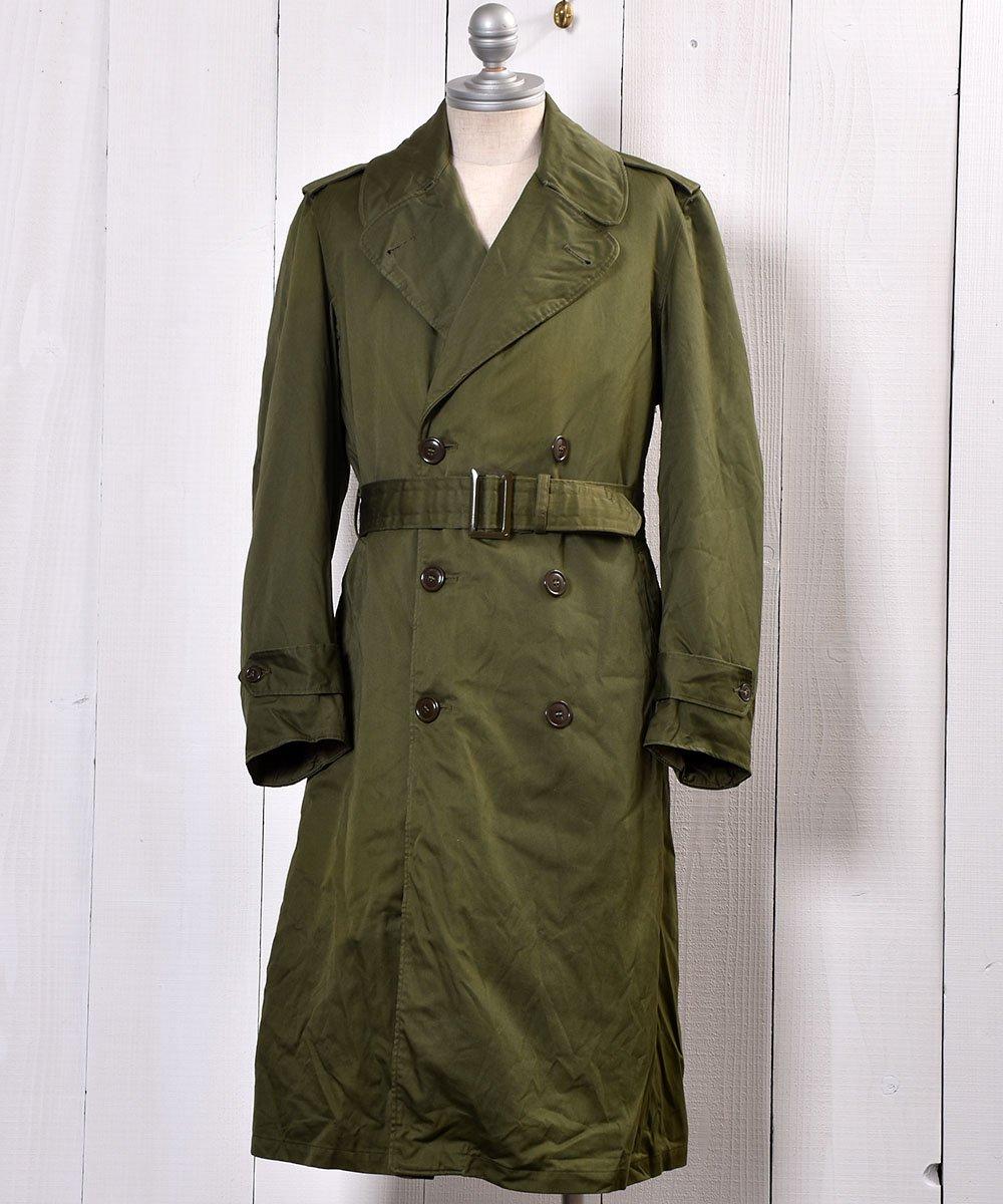 古着 US Miritary Coat | ミリタリーコート | オリーブ系 古着 ネット 通販 古着屋グレープフルーツムーン