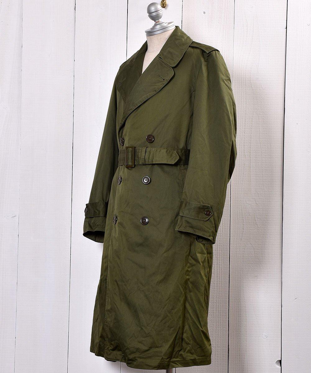 US Miritary Coat | ミリタリーコート | オリーブ系サムネイル