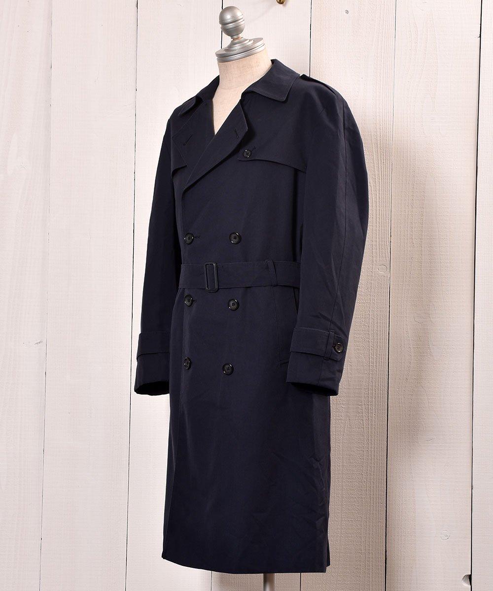 UK Trench Coat   DUNN & CO   MADE IN Britain イングランド製 トレンチコート   ネイビー系サムネイル