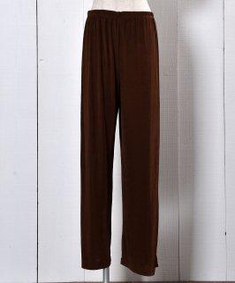 古着Brown Easy Pants | イージーパンツ 茶色 古着のネット通販 古着屋グレープフルーツムーン