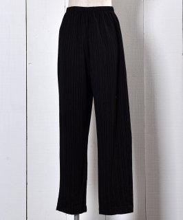 古着Dark Tone Stripe Easy Pants |  ダークトーン ストライプ イージーパンツ  古着のネット通販 古着屋グレープフルーツムーン