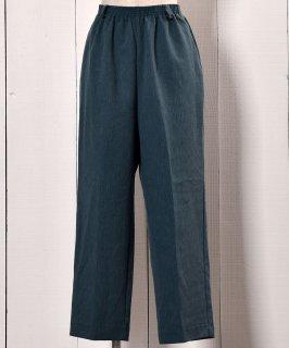古着Green Simple Easy Pants |  グリーン シンプル イージーパンツ  古着のネット通販 古着屋グレープフルーツムーン