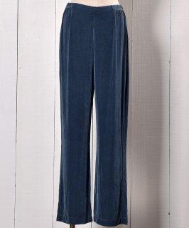 古着 Easy Pants   イージーパンツ 無地 グレージュ 古着のネット通販 古着屋グレープフルーツムーン