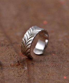 古着Engraving Ring | 波型削りモチーフリング 古着のネット通販 古着屋グレープフルーツムーン