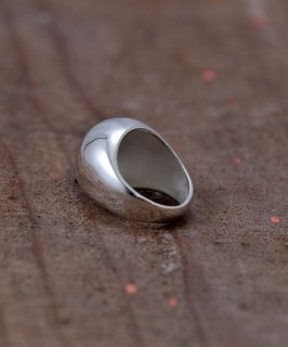 古着Silver Ring Dome | ドーム モチーフ シルバーリング 古着のネット通販 古着屋グレープフルーツムーン