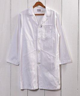 古着 Euro Work Coat White| ユーロ ワークコート|ホワイト 古着のネット通販 古着屋グレープフルーツムーン