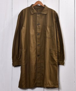 古着 MADE IN Czech Euro Work Coat |チェコ製|ユーロ ワークコート 古着のネット通販 古着屋グレープフルーツムーン