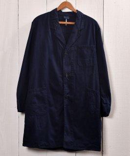 古着 MADE IN GERMANY Work Coat | Euro Work|ドイツ製 ワークコート|ユーロワーク |ネイビー系 古着のネット通販 古着屋グレープフルーツムーン