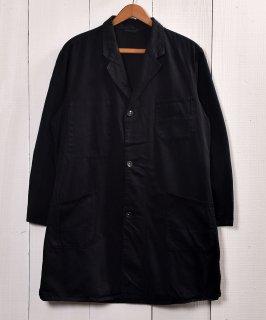 古着 Euro Work Coat | ユーロワークコート|ブラック系 古着のネット通販 古着屋グレープフルーツムーン