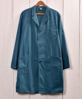 古着 MADE IN GERMANY Work Coat | Euro Work|ドイツ製 ワークコート|ユーロワーク | グリーン系 古着のネット通販 古着屋グレープフルーツムーン