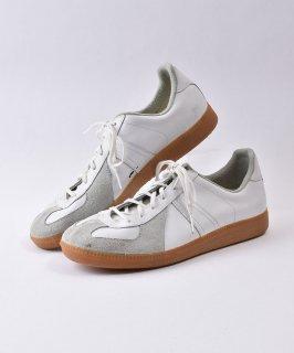 古着 German Army Trainer Shoes/ジャーマン ミリタリー トレーナー シューズ 古着のネット通販 古着屋グレープフルーツムーン